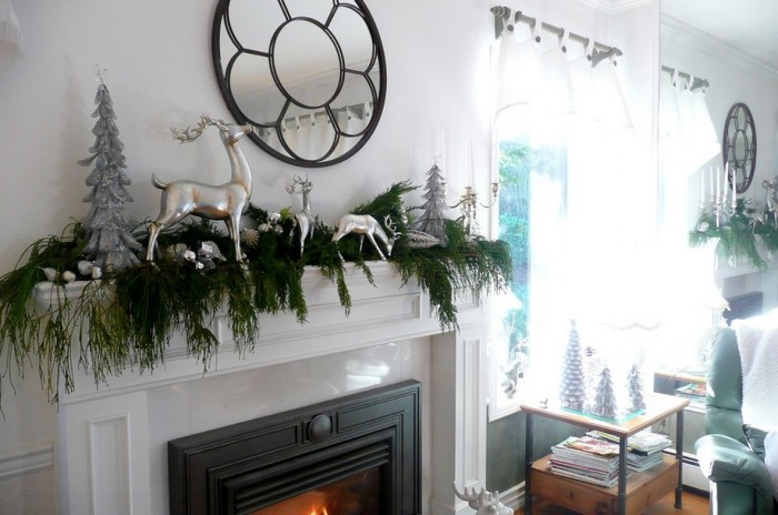 evergreen-garland-mantel-decor-700x464