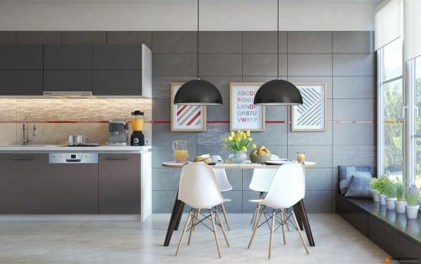 black-diner-light-fixtures-600x376