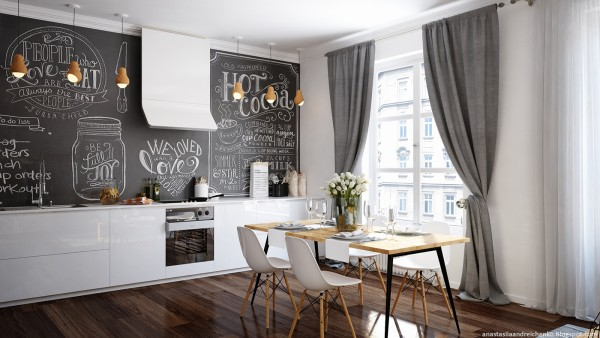 dining-room-chalkboard-wall-600x338