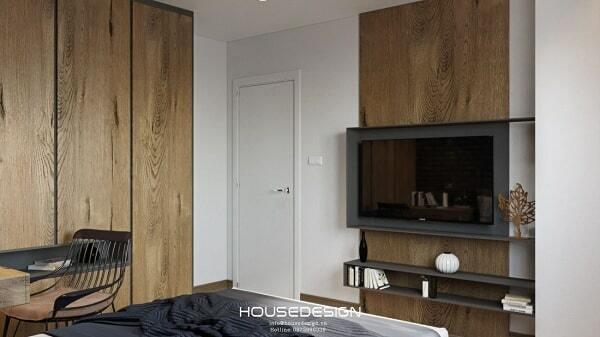 nội thất căn hộ 65m2