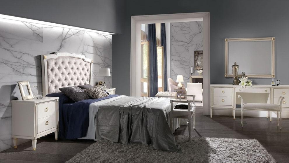 Phòng ngủ với phong cách art deco