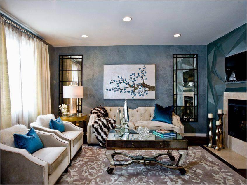 trang trí art decor cho phòng khách