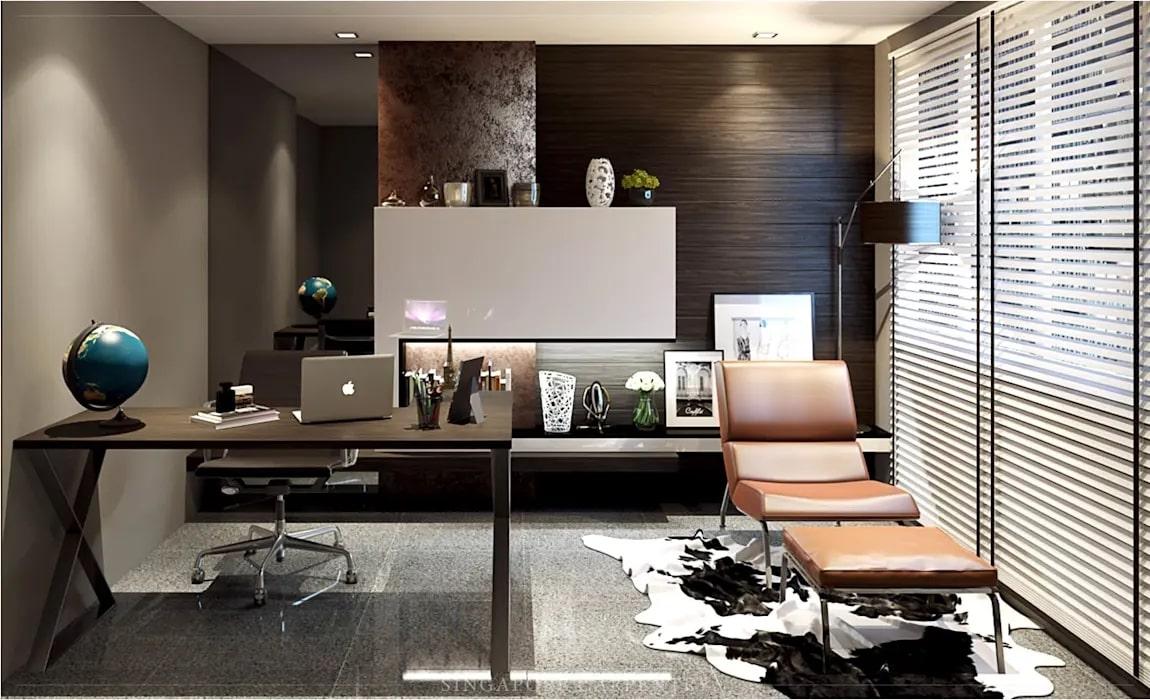 các phong cách thiết kế nội thất văn phòng đẹp