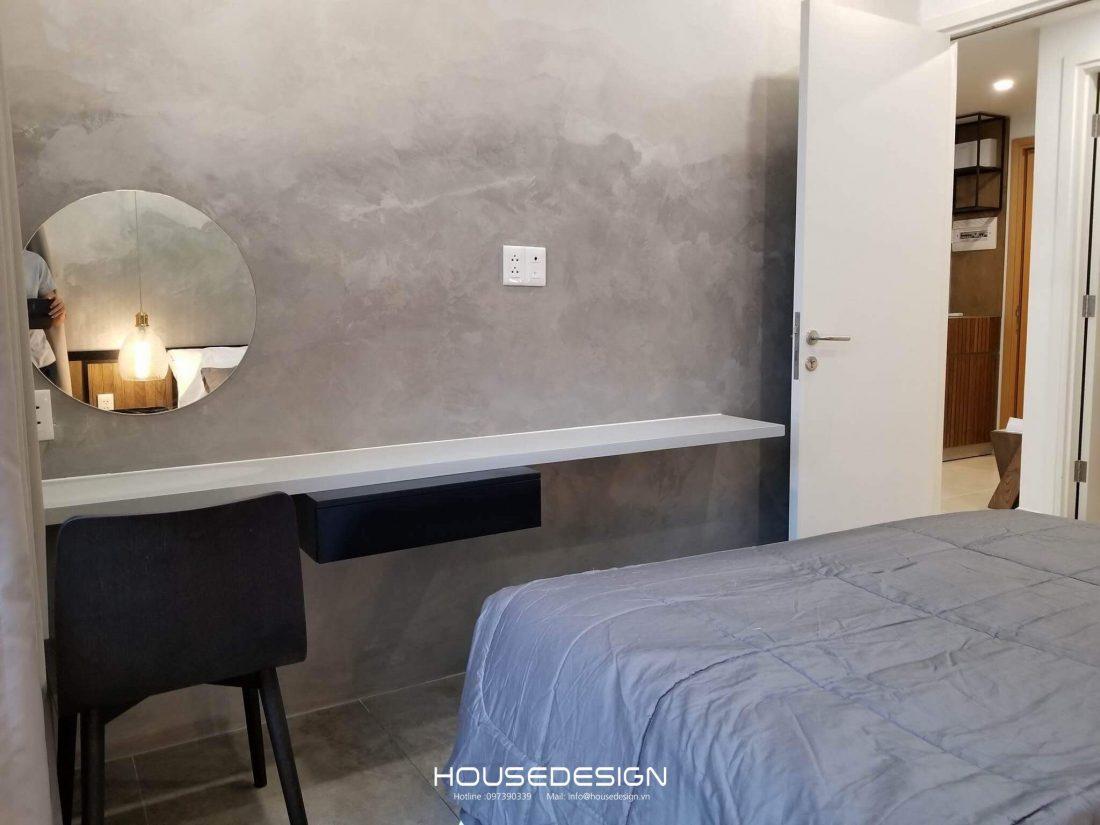 căn hộ chung cư 1 phòng ngủ đẹp