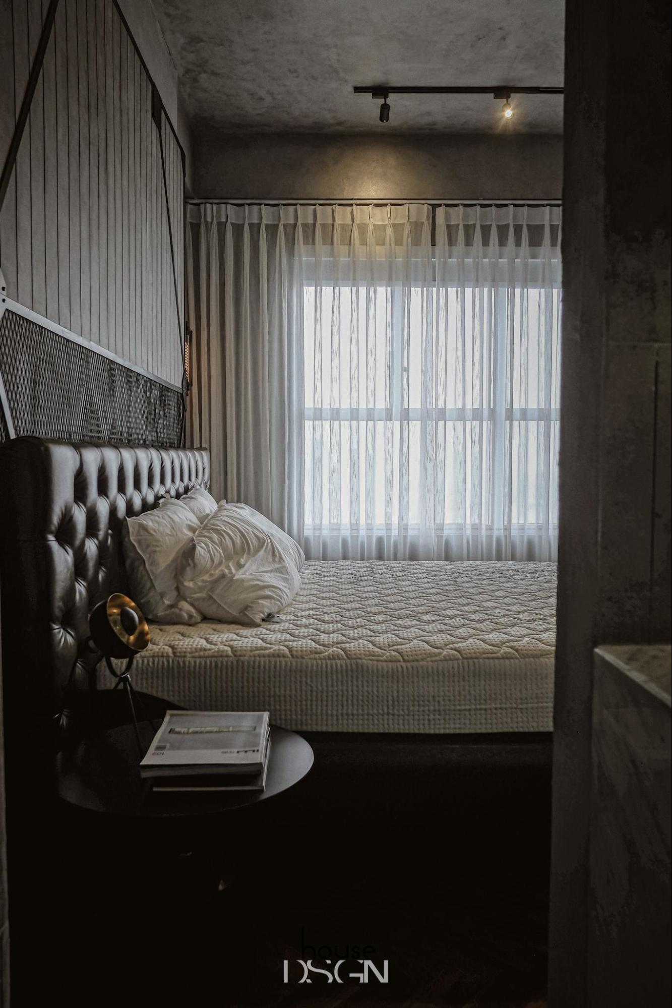 mẫu căn hộ chung cư 3 phòng ngủ đẹp