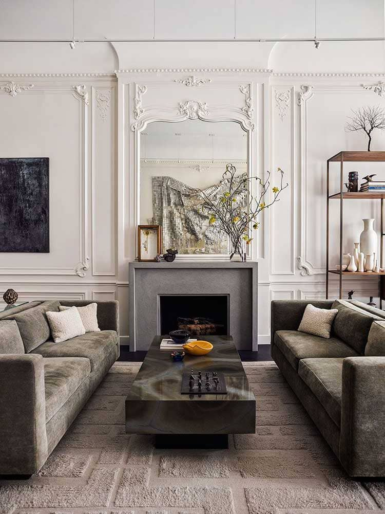 classic style - Housedesign