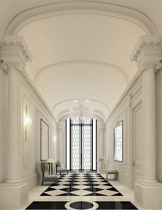 đặc điểm phong cách classic - Housedesign