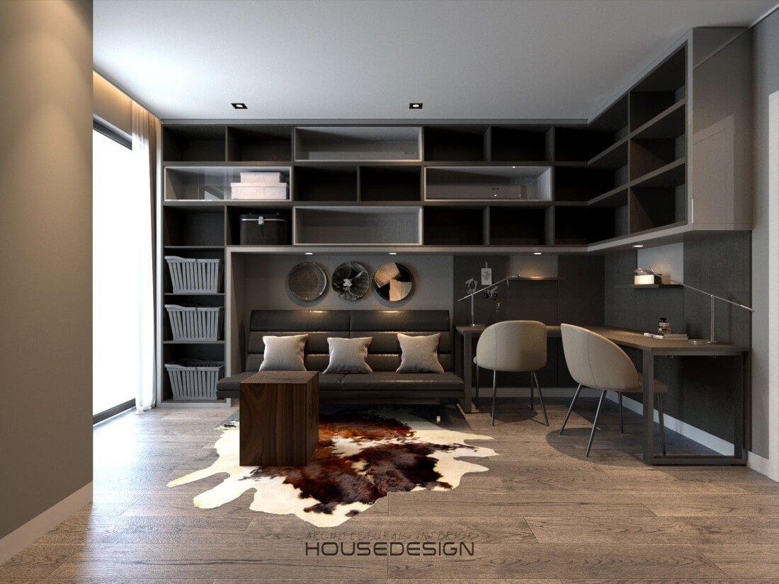 thiết kế đồ nội thất hiện đại