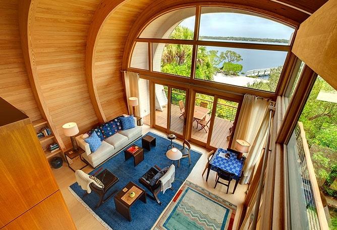 nhà bằng gỗ đẹp đơn giản