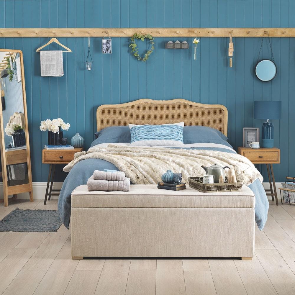 trang trí nội thất theo phong cách coastal