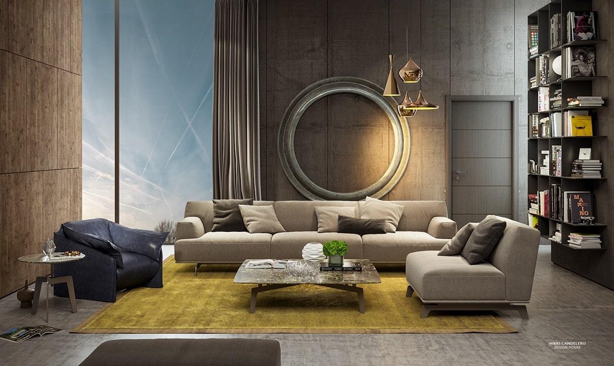 thiết kế nội thất theo phong cách art deco chuyên nghiệp