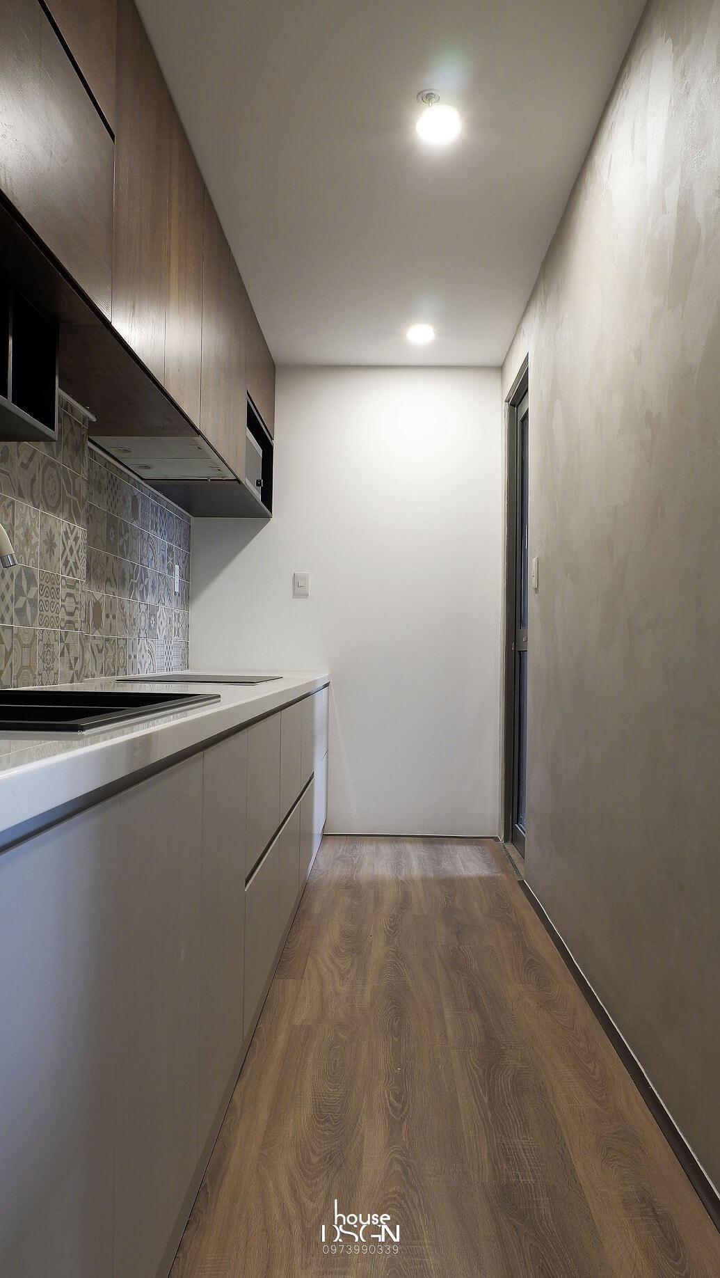 thi công và thiết kế nội thất căn hộ 100m2