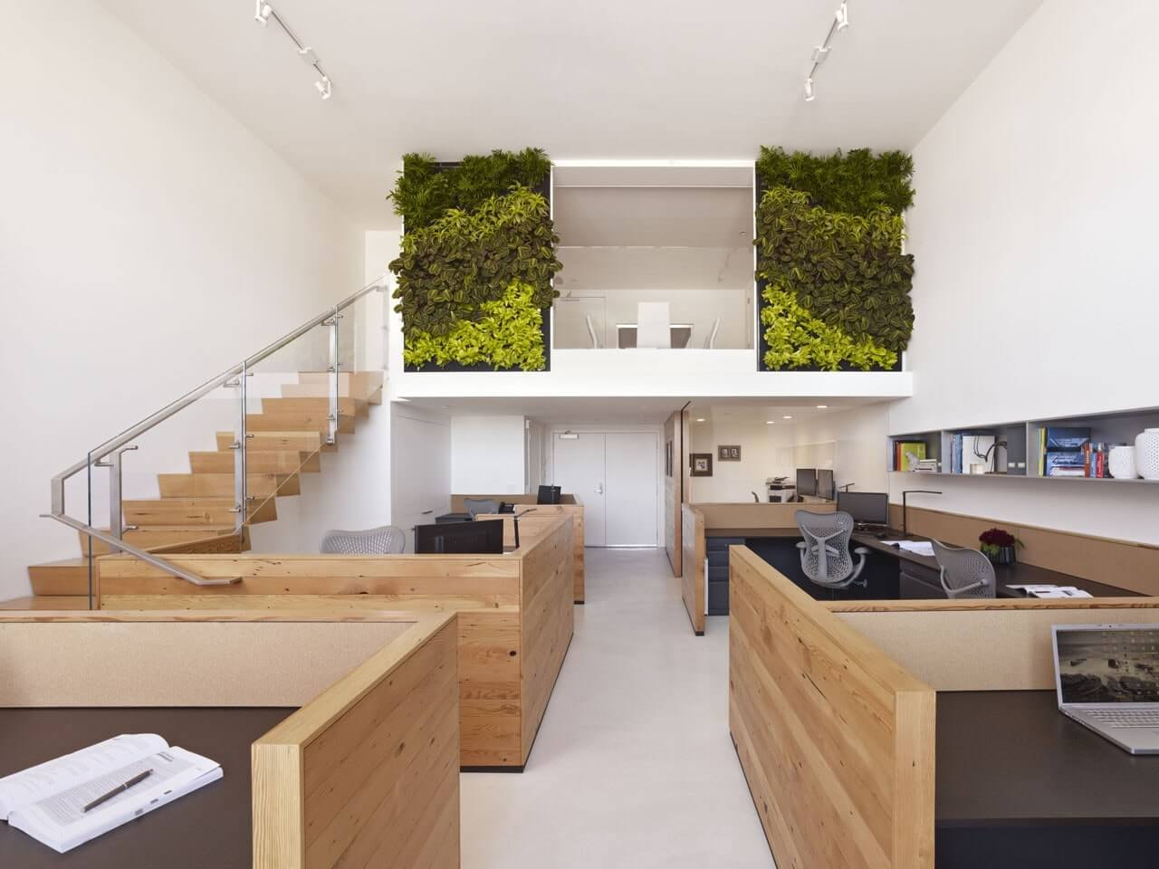 xu hướng thiết kế văn phòng hiện đại hot nhất