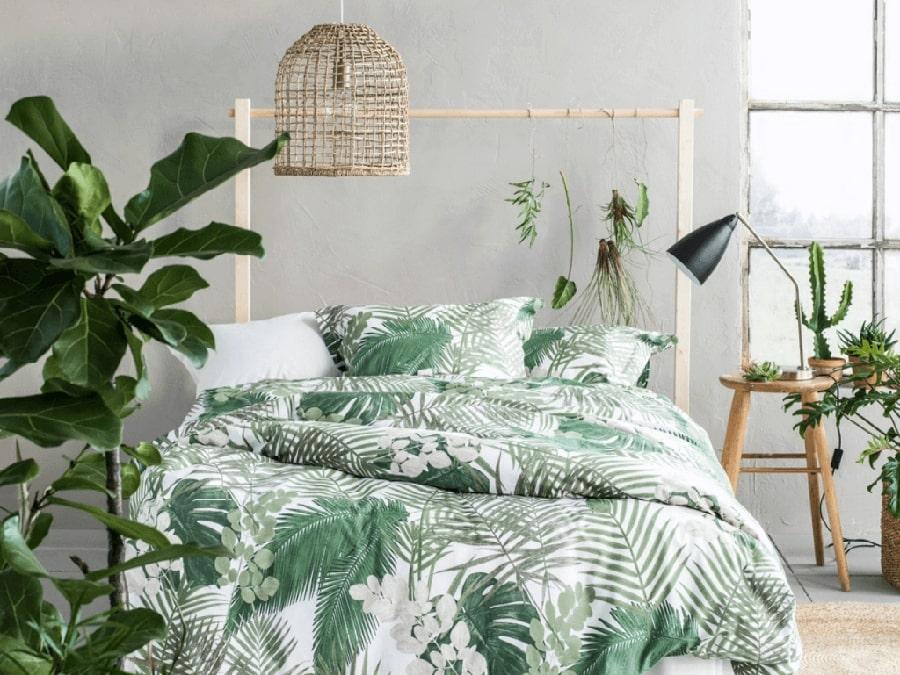nội thất phong cách Tropical