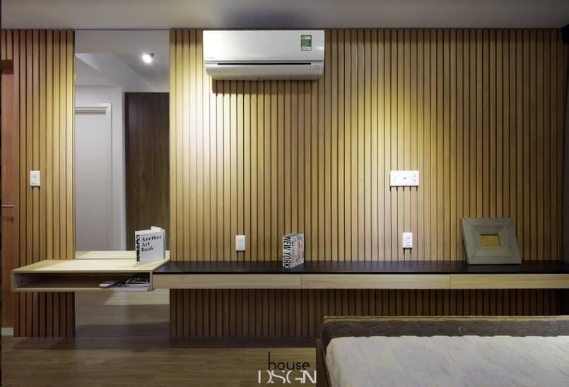 nội thất cho căn hộ 65m2 2 phòng ngủ