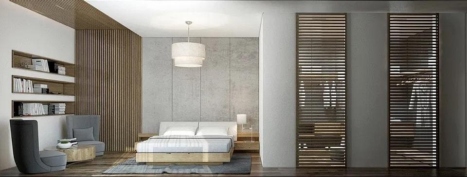 trang trí nội thất cho phòng thay đồ