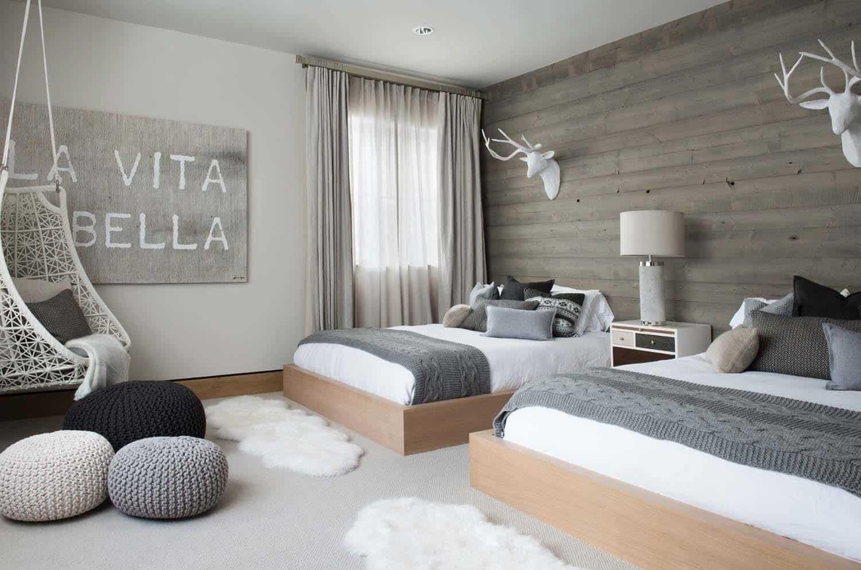 phong cách scandinavian cho phòng ngủ đẹp