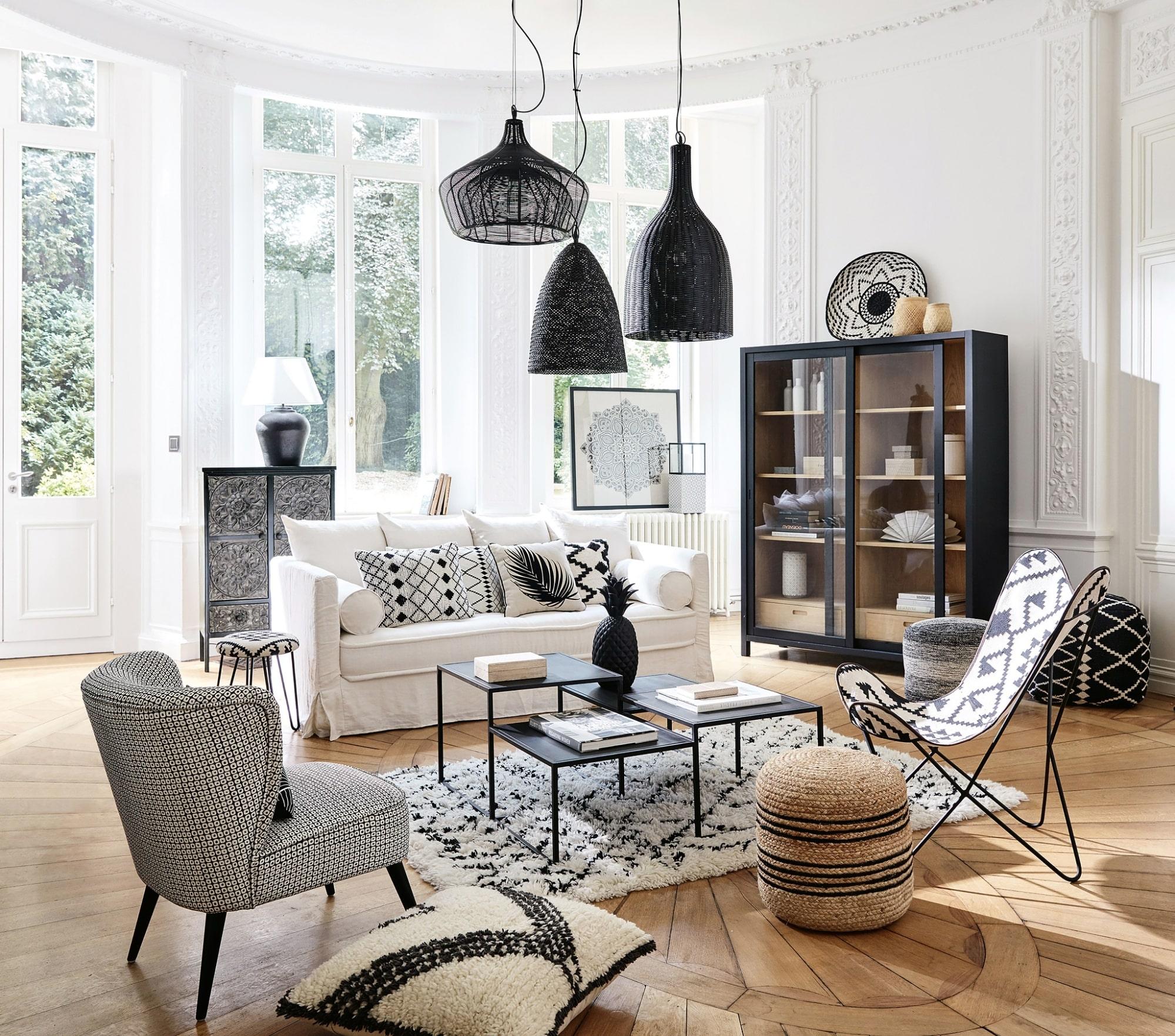 phong cách thiết kế nội thất 2020