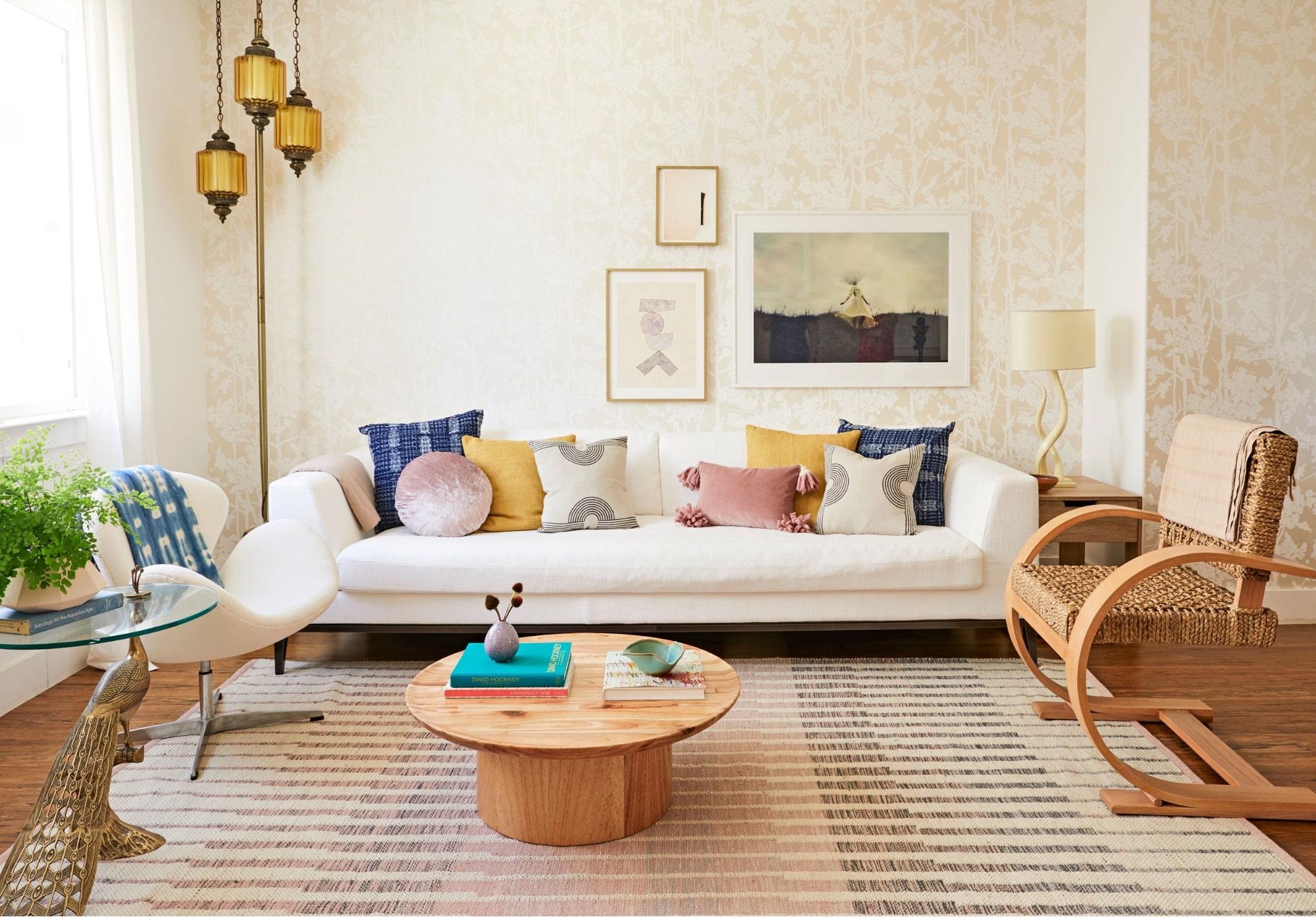 các phong cách thiết kế nội thất đẹp nhất