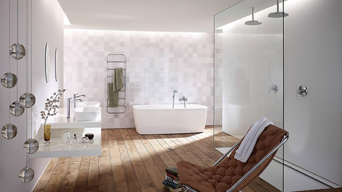 phòng tắm thiết kế theo xu hướng