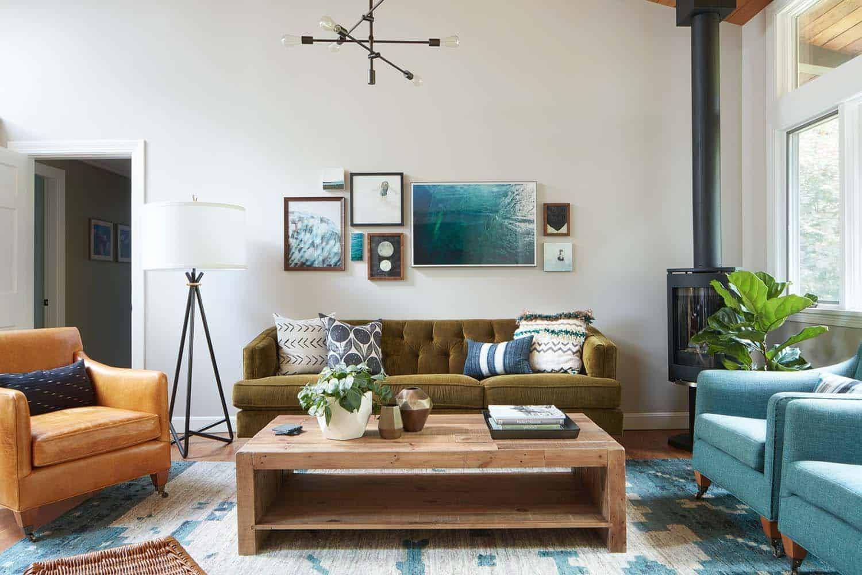 thiết kế nội thất phong cách coastal ấn tượng
