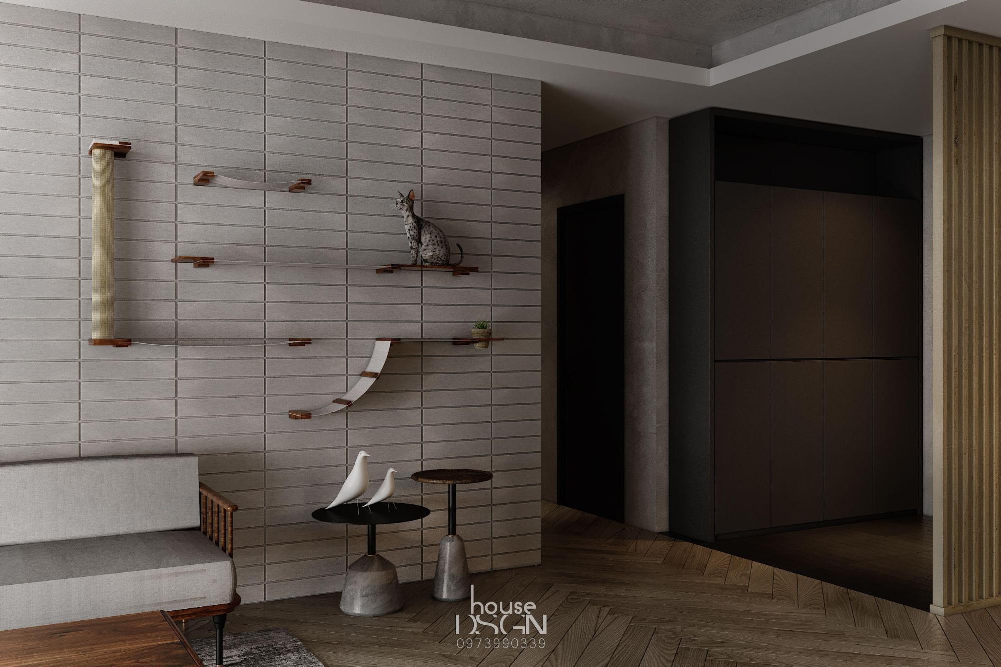 trang trí nội thất theo phong cách tối giản
