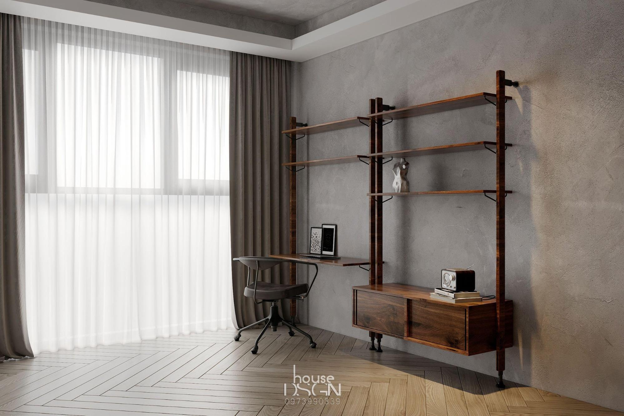 trang trí nội thất theo phong cách tối giản đẹp