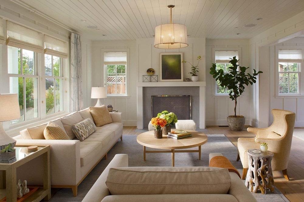 thiết kế nội thất cho không gian sống