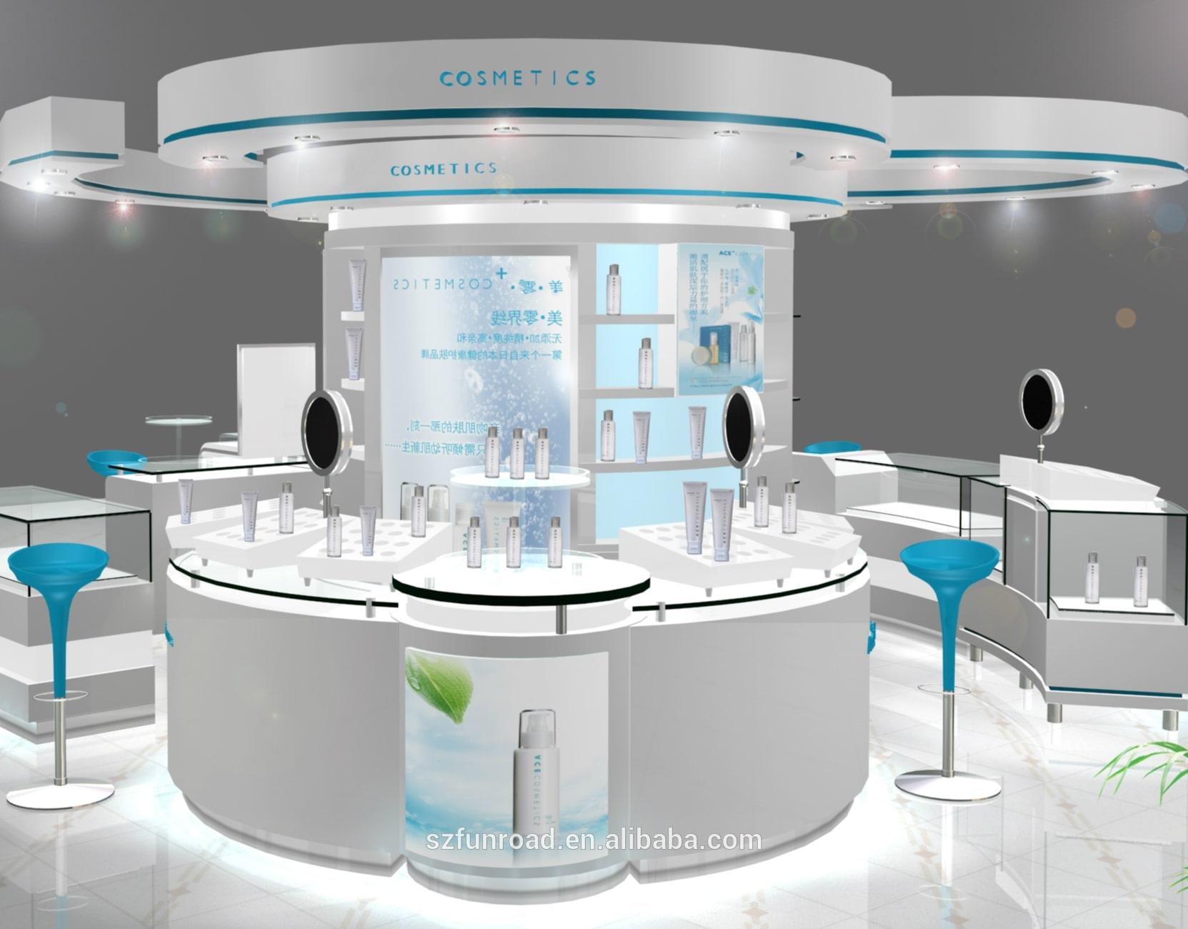 Những mẫu thiết kế nội thất showroom