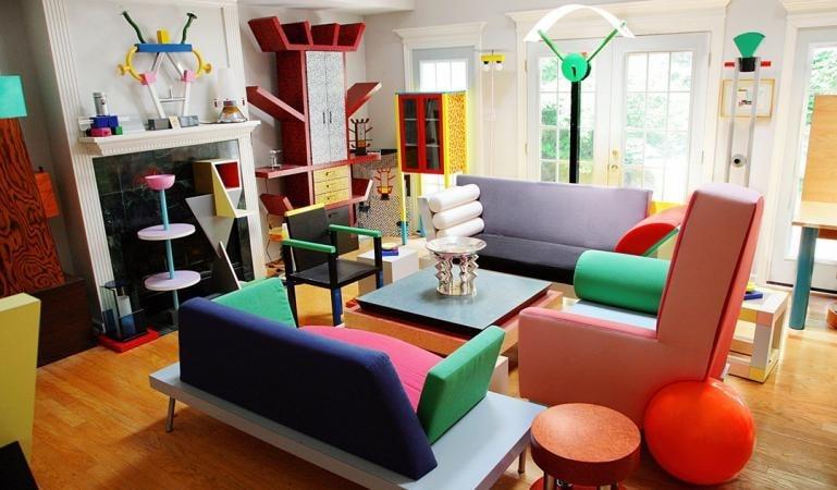 phong cách thiết kế nội thất độc lạ