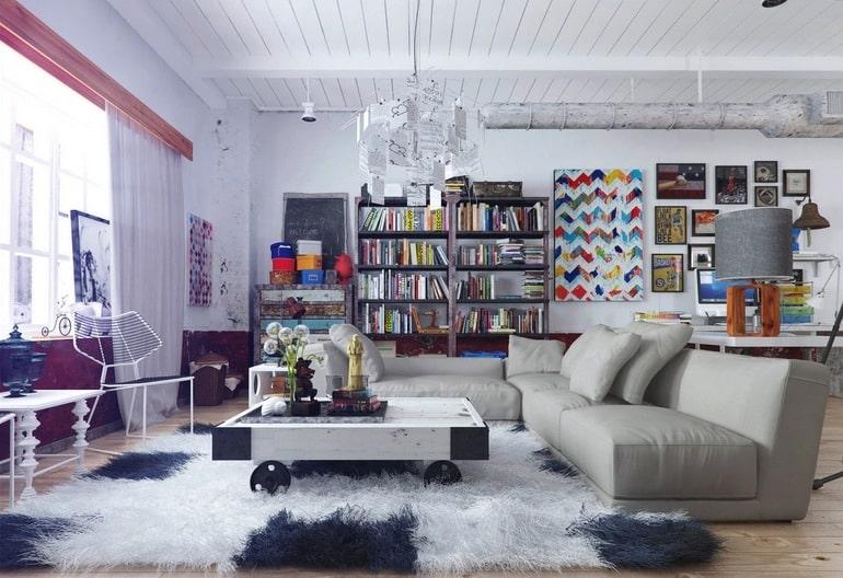 thiết kế nội thất cho phòng khách đẹp
