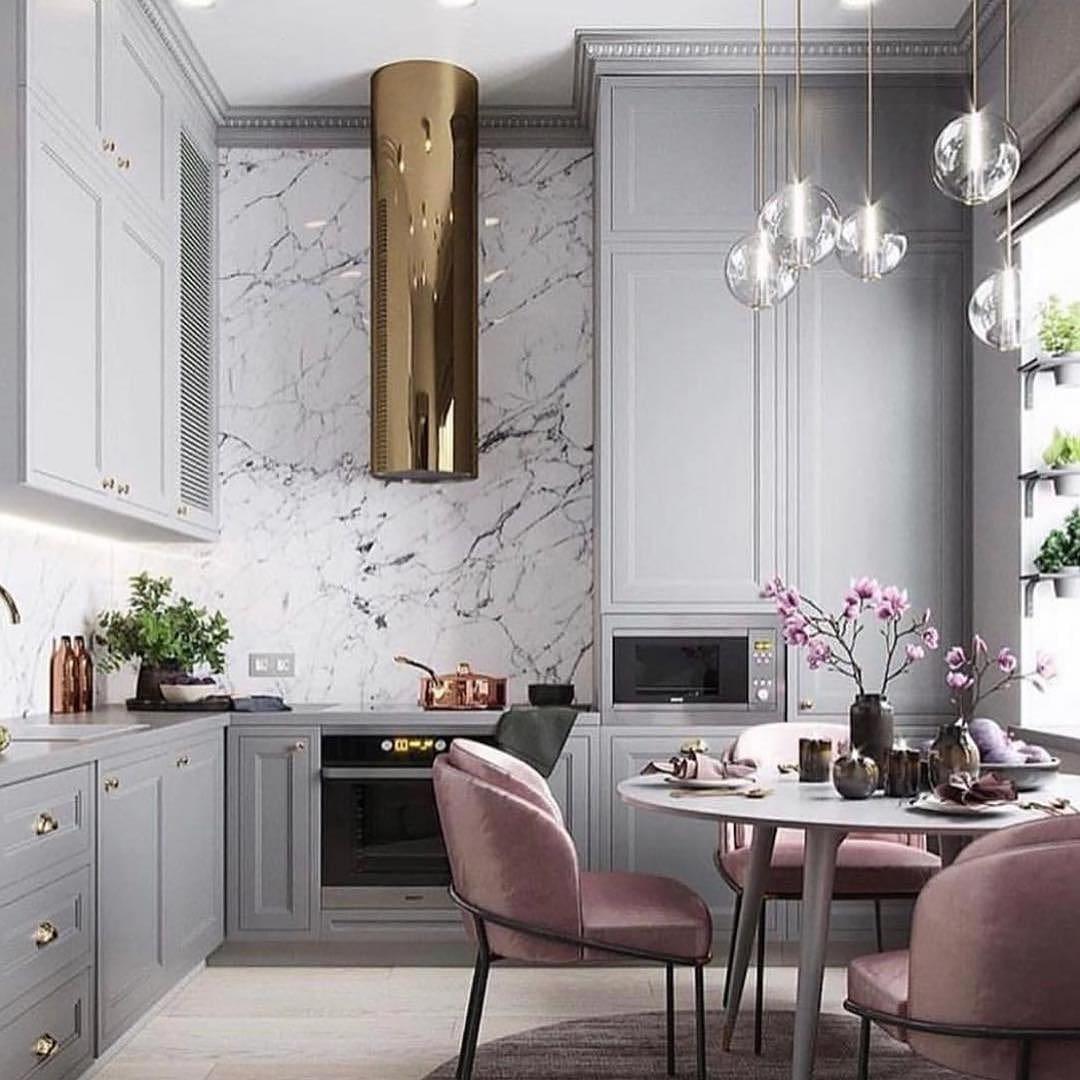 các phong cách thiết kế cho phòng bếp