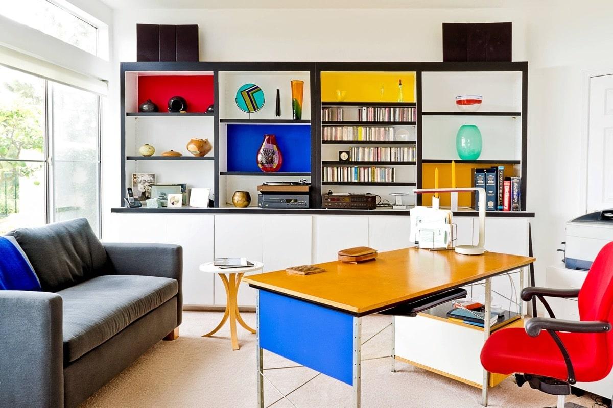 phong cách thiết kế nội thất cho phòng làm việc