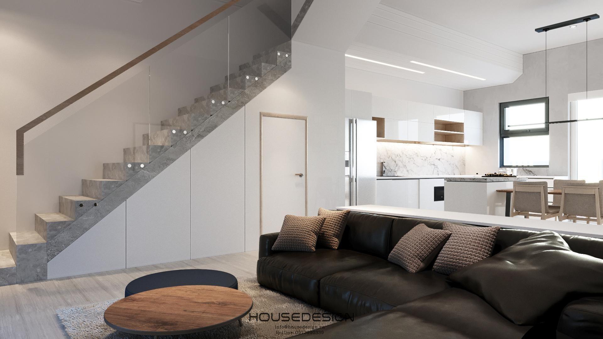thiết kế nội thất phong cách mininalism