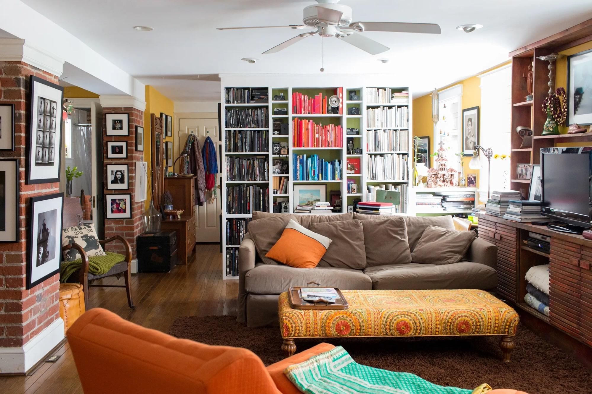 thiết kế nội thất theo xu hướng
