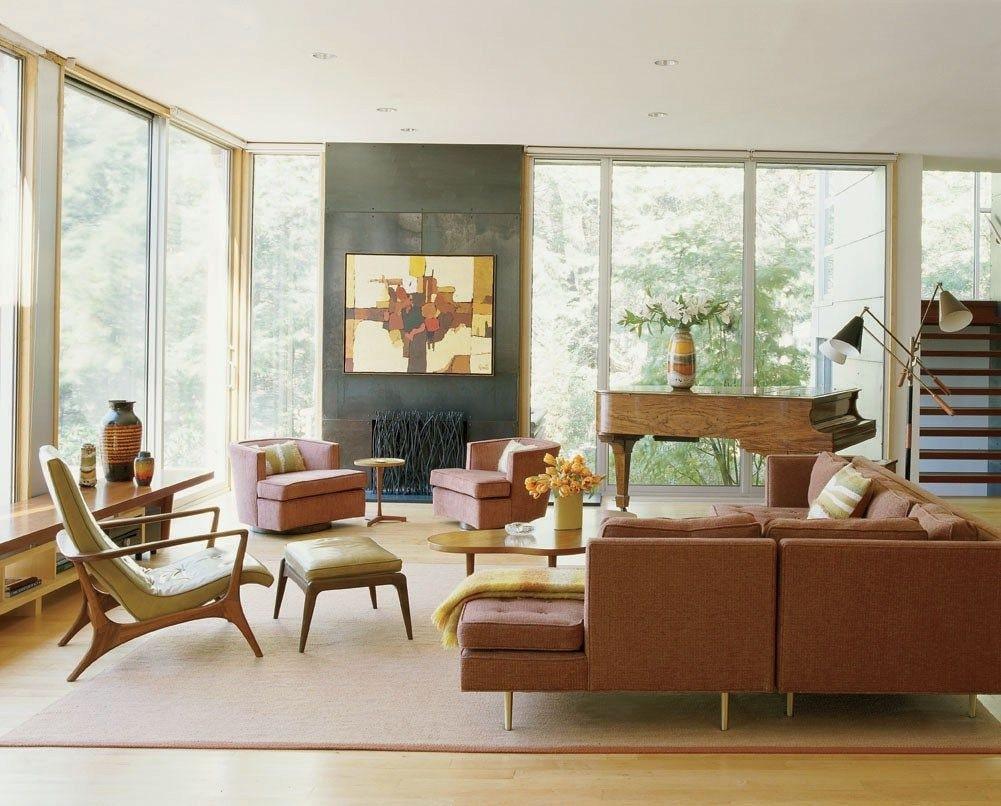 các phong cách thiết kế nội thất hot nhất