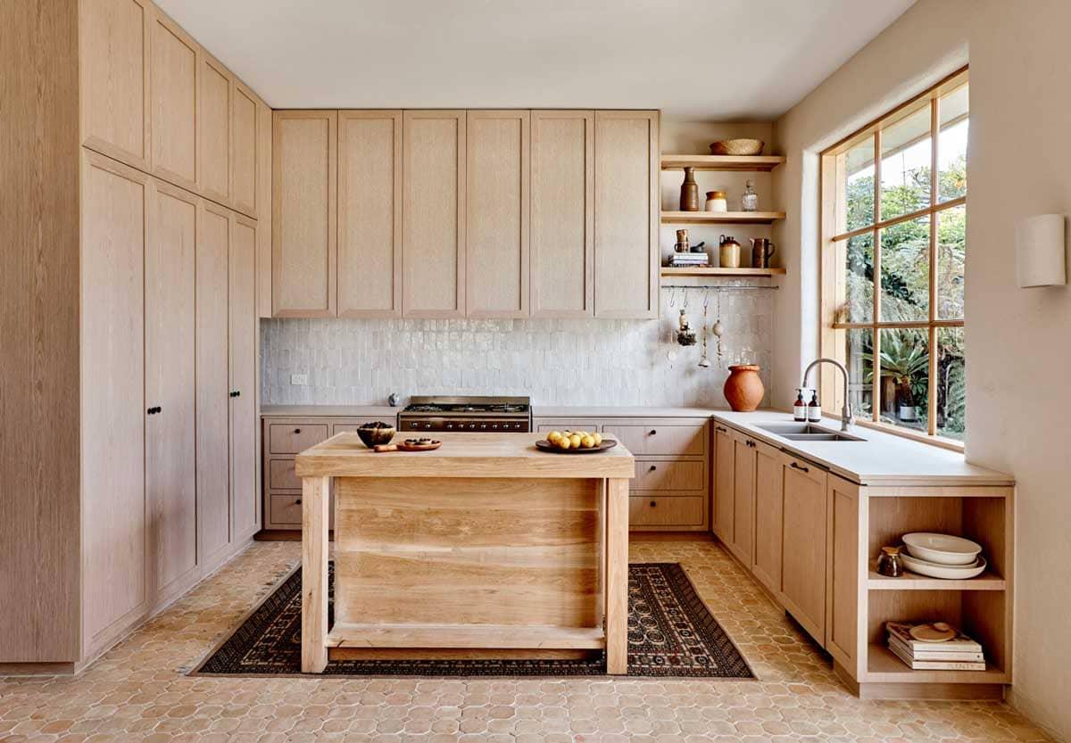 không gian của phong cách rustic - Housedesign