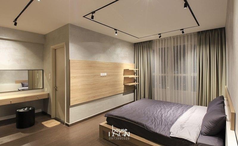 mẫu phòng ngủ thiết kế nội thất khách sạn đẹp