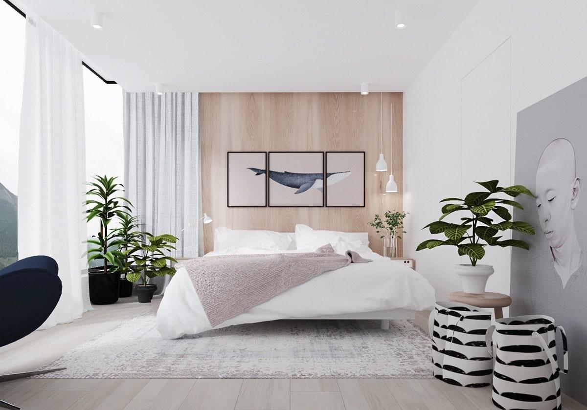mẫu thiết kế nội thất khách sạn đẹp và hiện đại