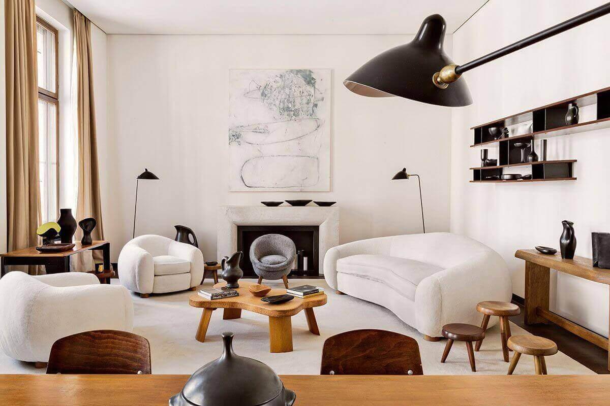 phong cách art deco trong nội thất