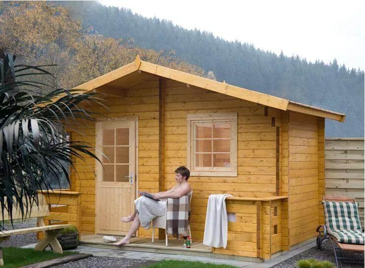 thiết kế nhà bằng gỗ đẹp và đơn giản