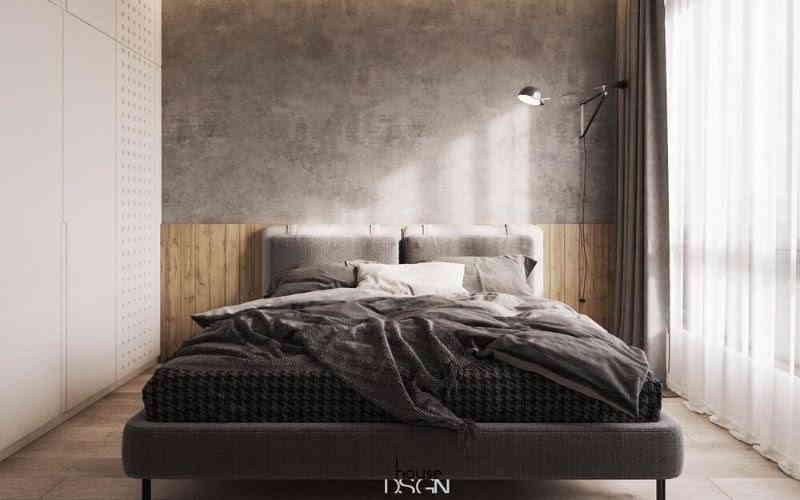 nội thất căn hộ vista đơn giản nhưng sang trọng