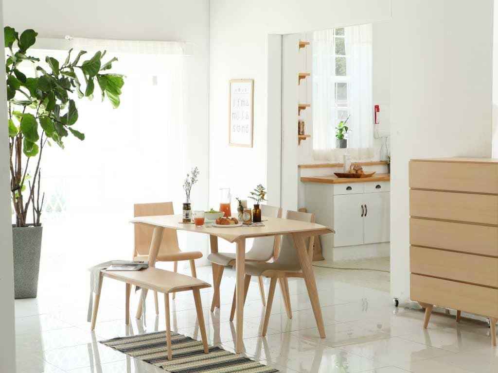 thiết kế nội thất phong cách hàn quốc