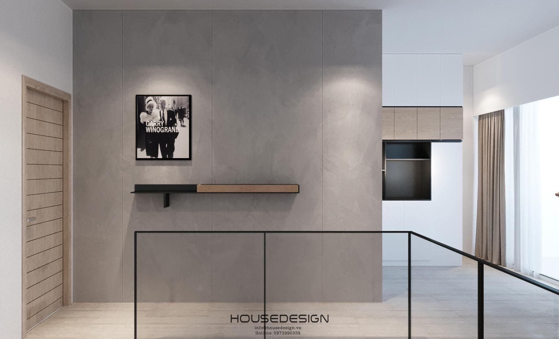 thiết kế nội thất căn hộ palm residence