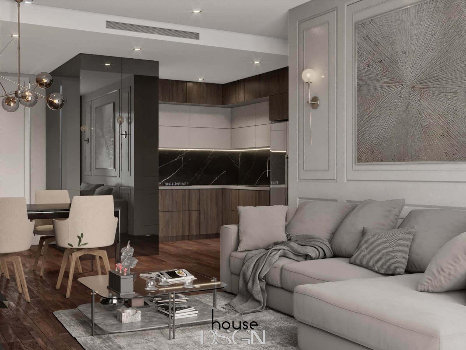 phong cách á đông trong thiết kế nội thất đẹp