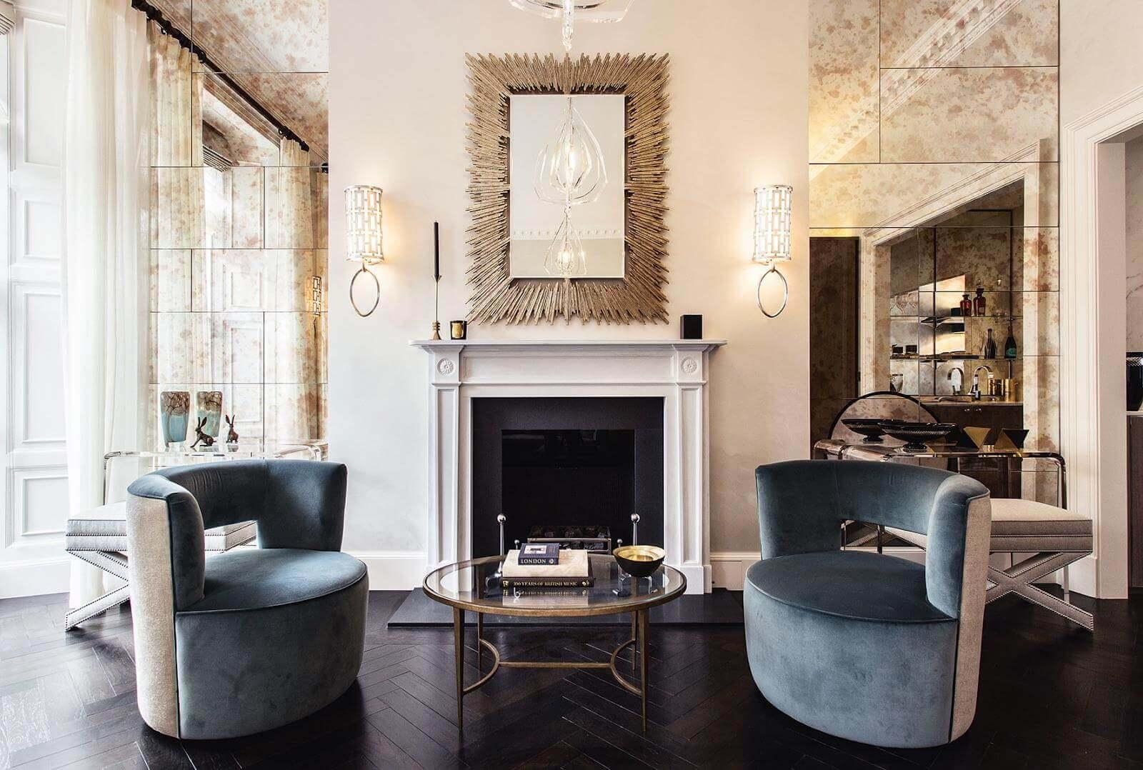 phong cách art deco trong thiết kế nội thất đẹp