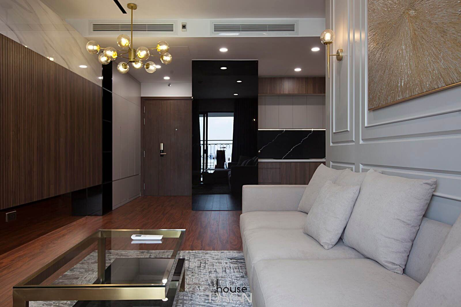 mẫu phong cách cổ điển trong thiết kế nội thất