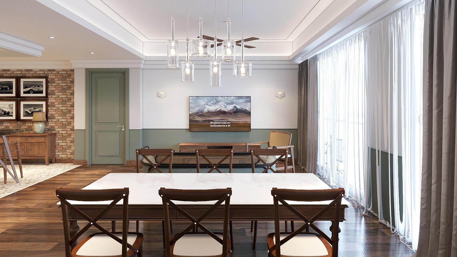phong cách đông dương trong thiết kế nội thất đẹp