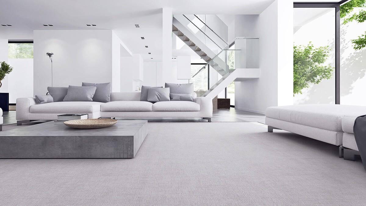 phòng khách với phong cách minimalism