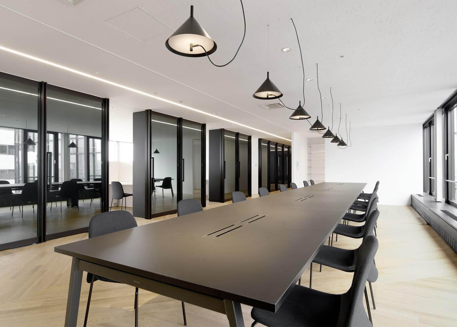 thiết kế phong cách minimalism trong nội thất